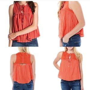 Roxy tank top blouse